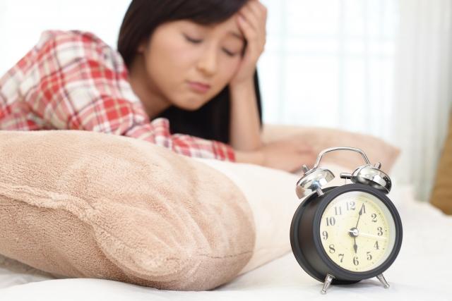 睡眠障害と不眠症の改善方法とは?